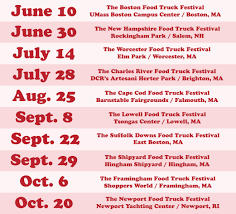 Food Truck Festivals Of New England – Your Best & Biggest Meal Of ... Boston Food Truck Festival Epic Failure Posto Mobile Trucks Roaming Hunger New Design Seattle Snack Trucktaco Truckfood Lower Dot In The Waste Management Staple For Festivals Fellowes Blog Season See Who And Where To Get Lunch From Somerville Dirty Water Media Ben Jerrys Catering Ma Bingemans Its Kriativ Roving Lunchbox Mohegan Sun Big Daddy Hot Dogs Freeholder Board Proud Support Cranford High School Project
