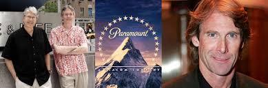 Paramount GIDEONS SWORD Michael Bay Slice