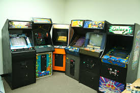 Galaga Arcade Cabinet Kit by All You Can Arcade