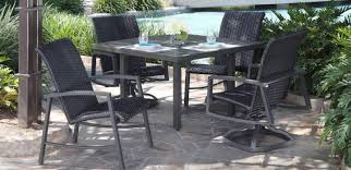 Pacific Bay Outdoor Furniture by Patio Furniture Outdoor Wicker U0026 All Weather The Patio Collection