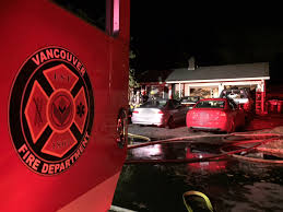 Pumpkin Patch Near Vancouver Washington by One Dead In Late Night House Fire In Vancouver Kptv Fox 12