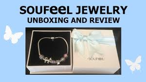 SOUFEEL JEWELRY UNBOXING & REVIEW - Beautiful Charm Bracelet! Coupon Code  Too! Soufeel Discount Code August 2018 Sale New Glam Charms For My Soufeel Cybermonday Up To 90 Off Starts From 399 Personalized Jewelry Feel The Love Amazoncom Soufeel April Birthstone Charm White 925 Coupon Promo Codes Discounts Couponbre My New Charm Bracelet From Yomanchic Build An Amazing Bracelet With Here We Go Crafty Moms Share Review Mommy Time 20 Off Coupon Is Here Milled Happy Anniversary Me Giveaway