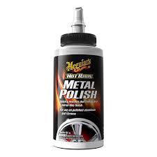 100 Polishing Aluminum Truck Wheels Amazoncom Meguiars G4510 Hot Rims Metal Polish 10 Oz Meguiars