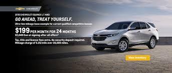 100 Chevy Truck Lease Deals 2019 Chevrolet Specials Silverado Equinox Cruze
