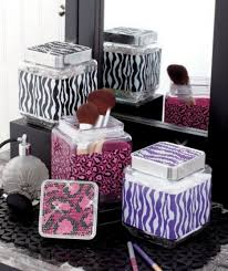 Zebra Print Bathroom Decor by Pink Cheetah Bathroom Set U2013 Home Design And Decorating