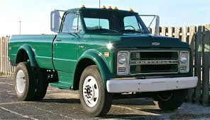 100 Cool Truck Pics BangShiftcom Goliaths Younger Brother A 1972 Chevy C50 Pickup