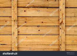 Wooden Pallet Background Stock Photo 166810310