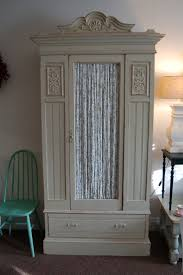 Wardrobe : Antique White Wardrobes Stunning Antique White Wardrobe ... Antique Armoires Country French Inessa Stewarts Antiques Antique Closet Armoire Abolishrmcom Armoire Wardrobe With Beveled Mirror For Sale Best 25 Wardrobe Ideas On Pinterest Eclectic Armoires Wardrobes And Soappculturecom Bedroom Elegant Details About Scottish Signed 1880 Cherry Jewelry Mirror Very Attractive Design Cheap Storage Fniture By Mirrored Ikea Adorable With