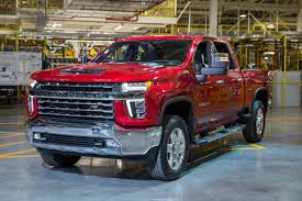 100 52 Chevy Truck For Sale 2020 Silverado HD 35500Pound Tow Rating Ag News