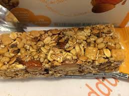 Pumpkin Flaxseed Granola Nutrition by Crazy Food Dude Review Kashi Honey Almond Flax Chewy Granola Bars
