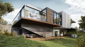 100 Modern Villa Design Ezgi Stners Architectural Portfolio