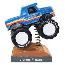 100 Bigfoot Monster Truck Toys BIGFOOT 4x4 Bobbleheads Sell Out In 60 Days Next Limited Edition