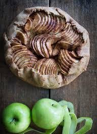Rustic Healthy Apple Pie