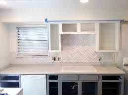 subway tile backsplash search textured patterns kitchen photo