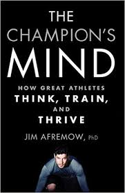 The Champions Mind Book Cover