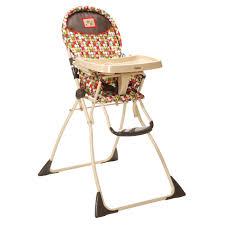 cosco calypso lightweight folding high chair