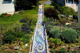 16th Avenue Tiled Steps In San Francisco by 24 Stairs You Must Climb Before You Die Socawlege