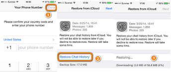 How to Recover Whatsapp Messages and Chat History from iPhone