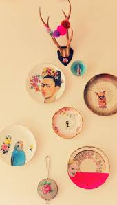 Tuscan Decorative Wall Plates by Best 25 Plate Wall Ideas That You Will Like On Pinterest Plate