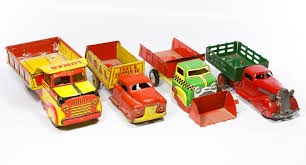 Lot 589: Wyandotte And Marx Metal Toy Truck Assortment; Four Items ... Toy Truck Collection Great Matchbox Convoy Trucks 7 More Trucks Monster Truck Treats Chocolate Donut Monster Tires With Mini 1940s Structo Toy My Antique Collection Pinterest Vintage Johnson And Red Pull Johnson On Youtube In Mud Best Resource Handmade Wooden Mercedes Lorry Odinsyfactory Dump 2999 Via Etsy Photography Wyandotte Dump Yellow Colctible Driving For Children With Dlan Kids Toys Channel Cars And Disney Diecast Semi Hauler Jeep Pin By Ed Geisler On Trucks Tonka Toys Hefty