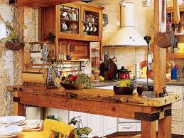 Ideas For Country Kitchen Decorating On A Budget Modern Kitchens