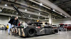 100 Rat Rod Tow Truck Wrecked Wrecker YouTube