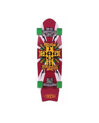 Dogtown Death To Invaders Mini Cruiser 8.5