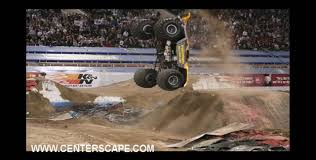 Tom Meents In Maximum Destruction Doing The First Monster Truck ... 2014 4wheel Jamboree Lima Monster Truck Backflip Youtube Monster Truck Backflip Bestwtrucksnet 2012 Sears Centre Jam On Twitter Toddleduc And Mutant Monstenergy This Unbelievable Mud Performs A Massive Back Flip Off Of Energy Driver Coty Saucier Was Lee Odonnell Mad Scientist Complete Front Flip At Awesome Double Video Jimmy Durr Mega Truck Backflip Cory Rummell With The First Ever