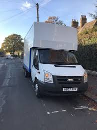 URGENT BIG VAN & MAN HOUSE REMOVAL PIANO MOVING OFFICE SHIFTING BIKE ...