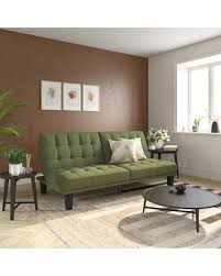 100 Foti Furniture Huge Deal On Full 73 Wide Split Back Convertible Sofa Ivy Bronx Fabric Light Green