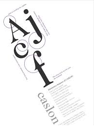 Fun With Letterforms Poster Design