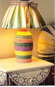 DIY Lamp Shade Makeovers