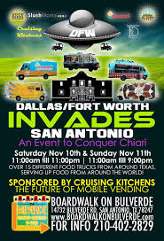 DFW Food Trucks Invade San Antonio, 11/10-11 | Food Truck Events ... Food Trucks Cravedfw San Antonios First Food Truck Park Boardwalk On Bulverde To Close Bexarbulverde Volunteer Fire Department Gets New Equipment As Antonio Truck Parks Latenight Breakfast Headed St Marys Strip Soon Curbside Sliderz The Flipping Gourmet Sliders At Boxer Bootjack Bar Twitter Booze Helicopter Rides Will Pollos Asados Los Norteos Measure Up Itself When It Reopens Twisted Traditionssa Home Facebook The Popular Restaurant Promises Sell Across 716 Refighters Push In Trucks Expressnewscom Totinos Takeover Visits Sa Flavor