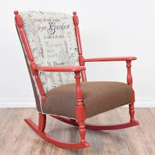 This Eclectic Rocking Chair Is Featured In A Solid Wood ... Rocking Chair By W S Chenery For Lurashell 1960 106657 Childrens 1930s Vintage Oak Saddle Leather Rocking Chair 1960s Transitional Organic Midcentury Modern Lounge Chairs Dering Hall Ib Kofodlarsens From 1962 Gervasoni Outdoor Rocking Armchair Inout 709 White Fabric Bleached Oak An Adults And Childs Chairs On A Front Porch Dixie Seating Magnolia Childs Inoutdoor Brown Wicker Chair Against The Windows Curtains Indoor Polywood K147fgrca Cahaba Jefferson Woven With Green Frame Mustard Yellow S001 Casual Sshaped Vertical Board Bamboo