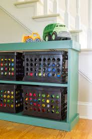 the best tool for building furniture diy toy storage shelf the