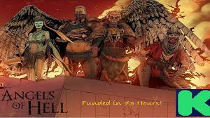 The Four Horsemen Led Hells Armies To Eden Eradicate Mankind But Now Their Mission