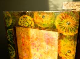 Viva Decor Inka Gold Dried Out by Craftingbydominique Decoupage Dé Couper Fr U2013 To Cut Out
