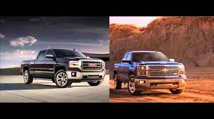 Difference Between GMC And Chevy - YouTube Gmc Comparison 2018 Sierra Vs Silverado Medlin Buick F150 Linwood Chevrolet Gmc Denali Vs Chevy High Country Car News And 2017 Ltz Vs Slt Semilux Shdown 2500hd 2015 Overview Cargurus Compare 1500 Lowe Syracuse Ny Bill Rapp Ram Trucks Colorado Z71 Canyon All Terrain Gm Reveals New Front End Design For Hd