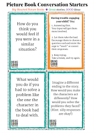 Halloween Picture Books For Third Graders by Conversation Starters For Any Story U2014 Doing Good Together