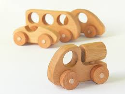 100 Wooden Truck Push Toy Eco Friendly Handmade Wooden Toys By
