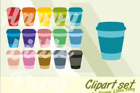 Coffee Cup Clipart To Go Mugs Cliparts