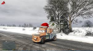 Tow Mater (Disney Cars) Christmas [Add On|Replace] HQ - GTA5-Mods.com Truck Coloring Pages For Kids And Adults Disney Pixar Cars Fire Rescue Squad Mack Hauler With Tomy Lightning Mouseplanet Land Guide For Families From Pickles Ice Cream Tow Mater I Galena P Route 66 Kansas Selvom Strkningen Classic Authority Maters Dguises And With All The Disneypixar Oversized Waiter Vehicle Water Spray Bath Toy 17 Styles 2 Mcqueen Chick Hicks 155 Lego Duplo Red Puts Out Drawing At Getdrawingscom Free Personal Use Hauloween