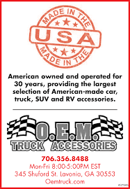 Good Quality Of Truck, SUV And RV Accessories In Lavonia, GA, Auto ... Chevy Truck Accsories 2015 Near Me Handcrafted Texas Hitch Cover For Your Or Suv And Yes Its Tow Truck Accsories Near Me Best Resource Westin Automotive Toyota Tacoma Elite Customs Imagimotive Toyota Side Step Bars 5 Chrome Running Boards Chevy Avalanche 1957 Parts And New Aftermarket Steps Most Medium Heavy Duty Trucks