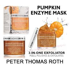 Pumpkin Enzyme Mask Peter Thomas Roth by Jual Peter Thomas Roth Pumpkin Enzyme Mask Share Blinkpink