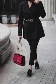 alina ermilova oversized blazer