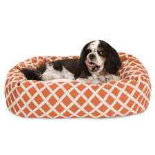 Snoozer Overstuffed Sofa Pet Bed Petsmart by Petsmart Animals Pet Supplies