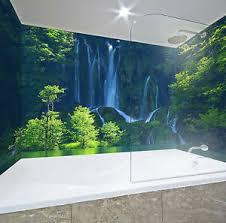 details zu 3d fließendes 48 tapete badezimmer drucken abziehbild mauer deco aj wallpaper de