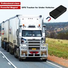 100 Truck Tracker GPS Real Time Magnetic Hidden Tracking Device Locator