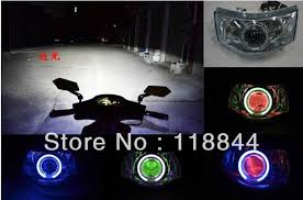 1set dc 30w motorcycle led hid high low xenon conversion beam