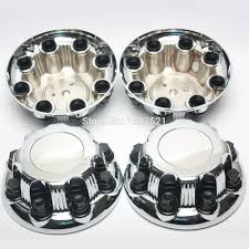4pcs Wheel Hub Center Caps For GMC Chevy Silverado 16